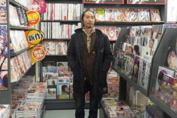 芳賀書店三代目、セックスを語る!